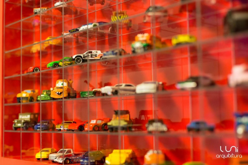 display para miniatura de carros quarto infantil 2